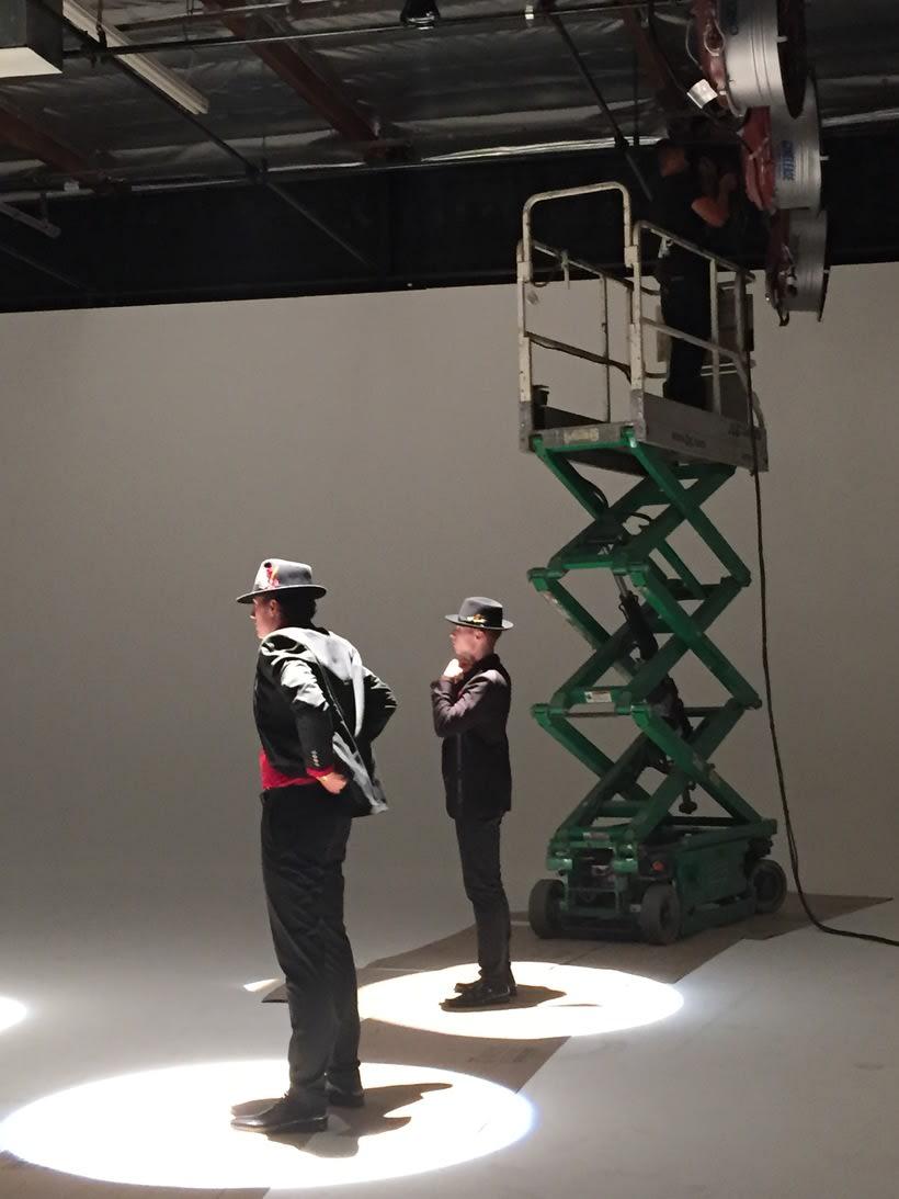 Behind the Scenes 19