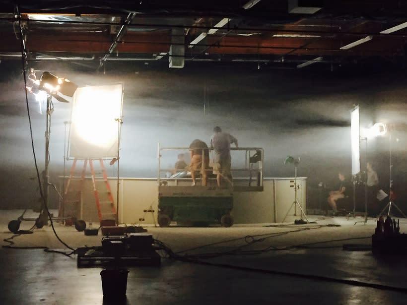 Behind the Scenes 26