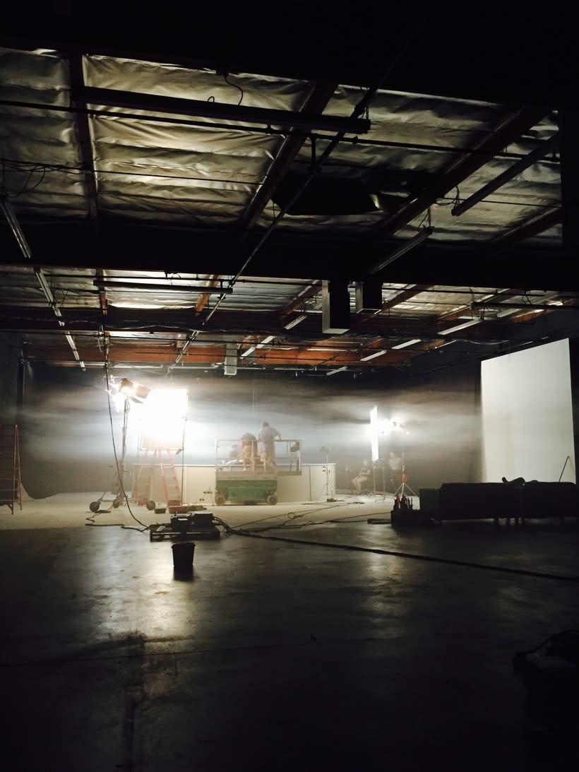 Behind the Scenes 27