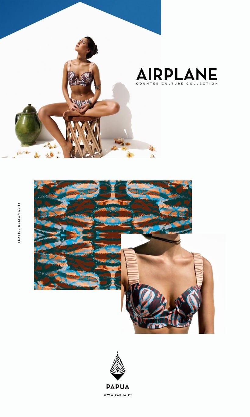 Print Designed for Papua Beachwear -1