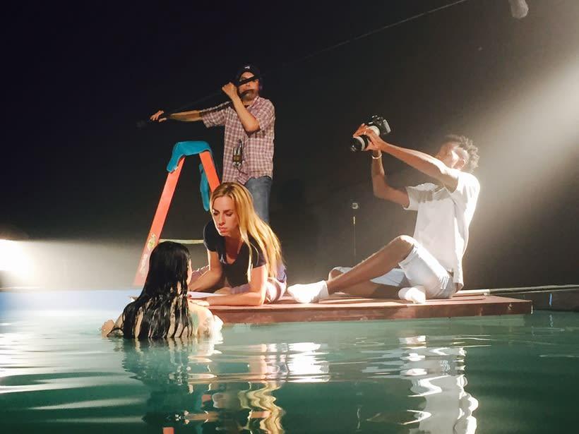 Behind the Scenes 33
