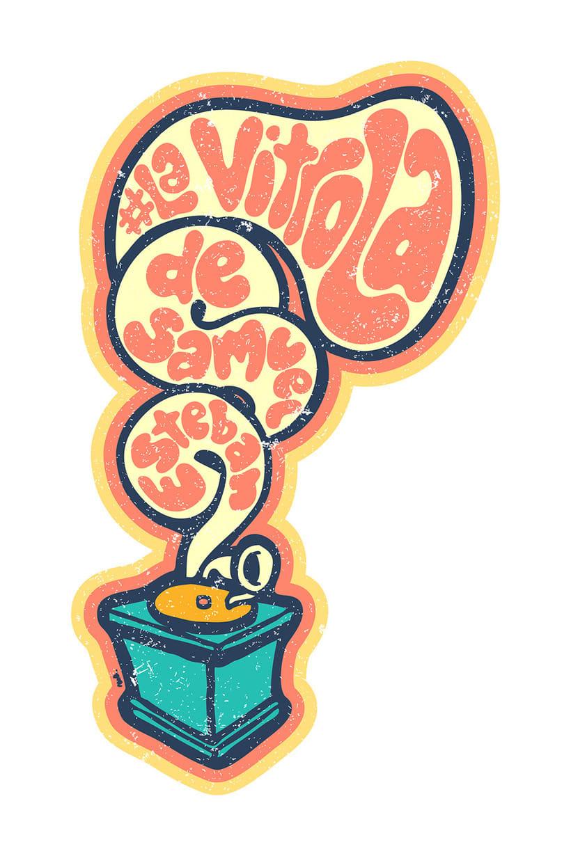 La Vitrola de Samuel Esteban 0