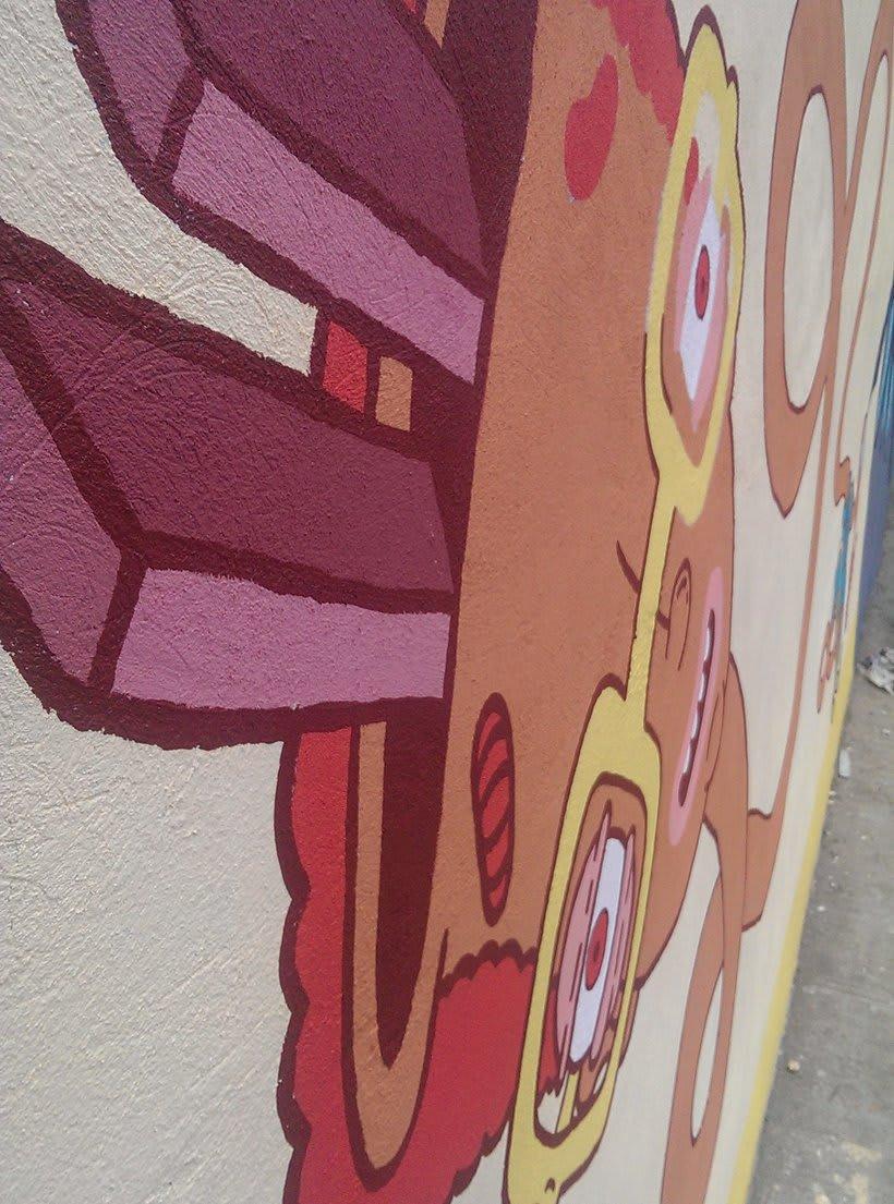 Mural: Pantoja 3