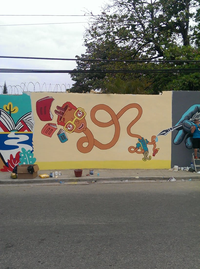 Mural: Pantoja 4