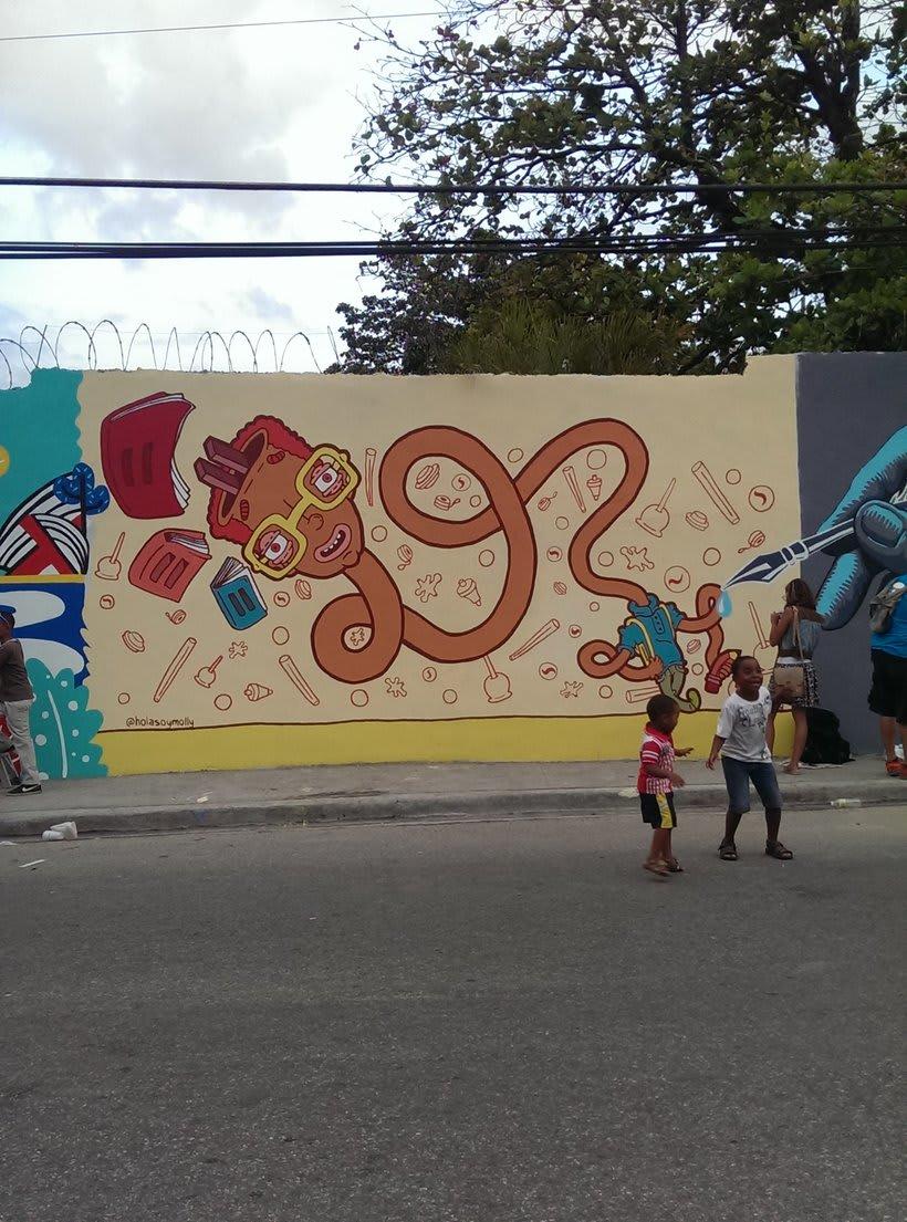 Mural: Pantoja 5