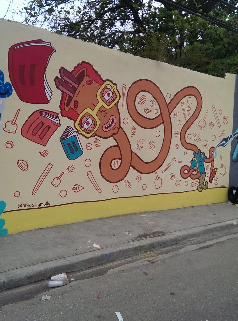 Mural: Pantoja 6