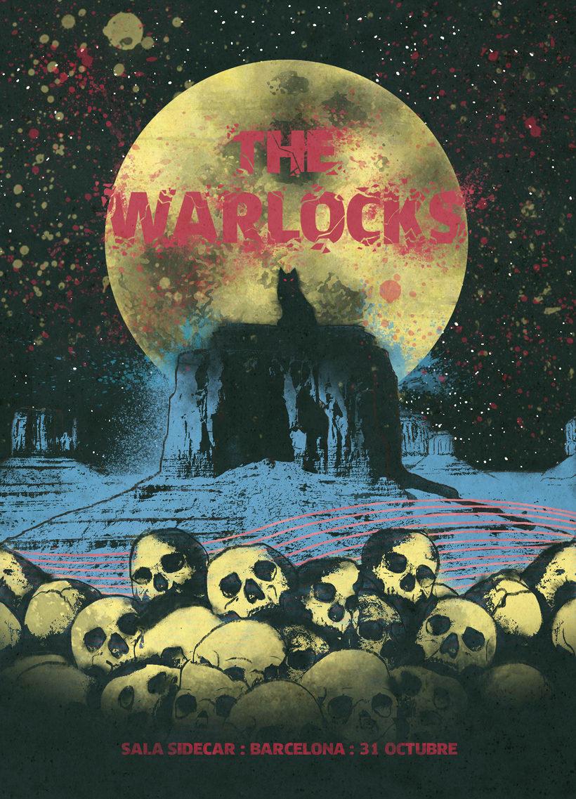 The Warlocks 0