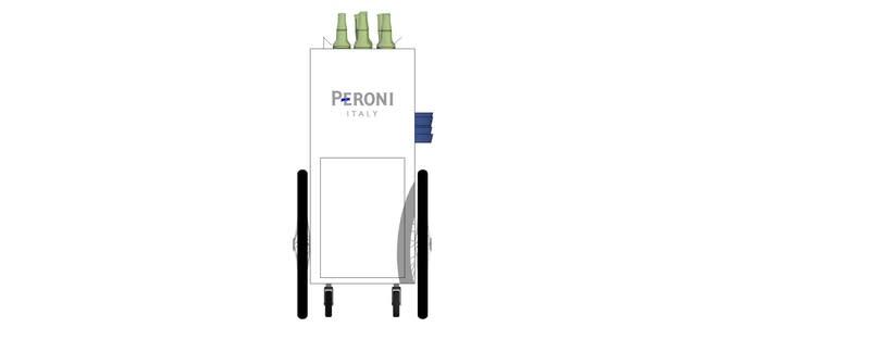 Carrito bebidas Peroni 2