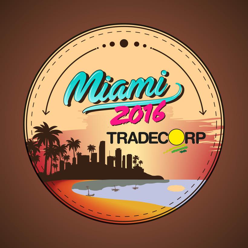 Miami 2016. Tradecorp 2