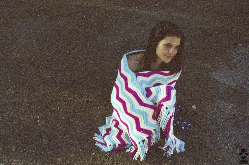 Moda hippie, analógico digitalizado 0