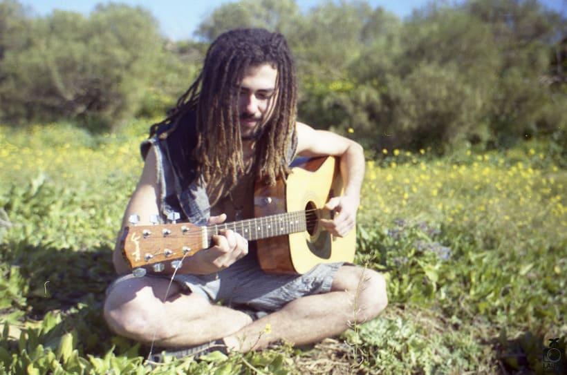 Moda hippie, analógico digitalizado 3
