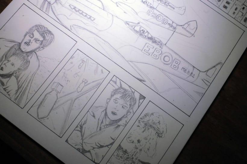 """""""Historias de una página"""" 1"""