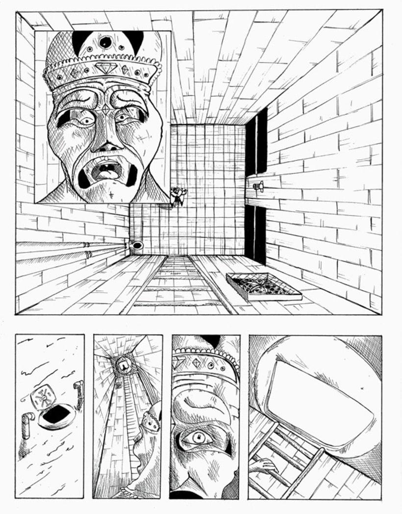 """""""Historias de una página"""" 4"""