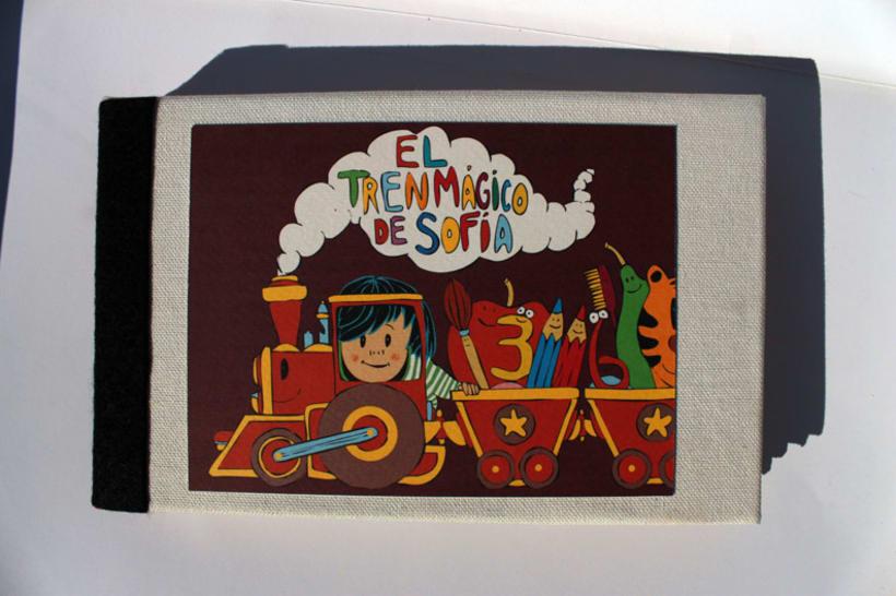 """""""El Tren Mágico de Sofía"""" 1"""