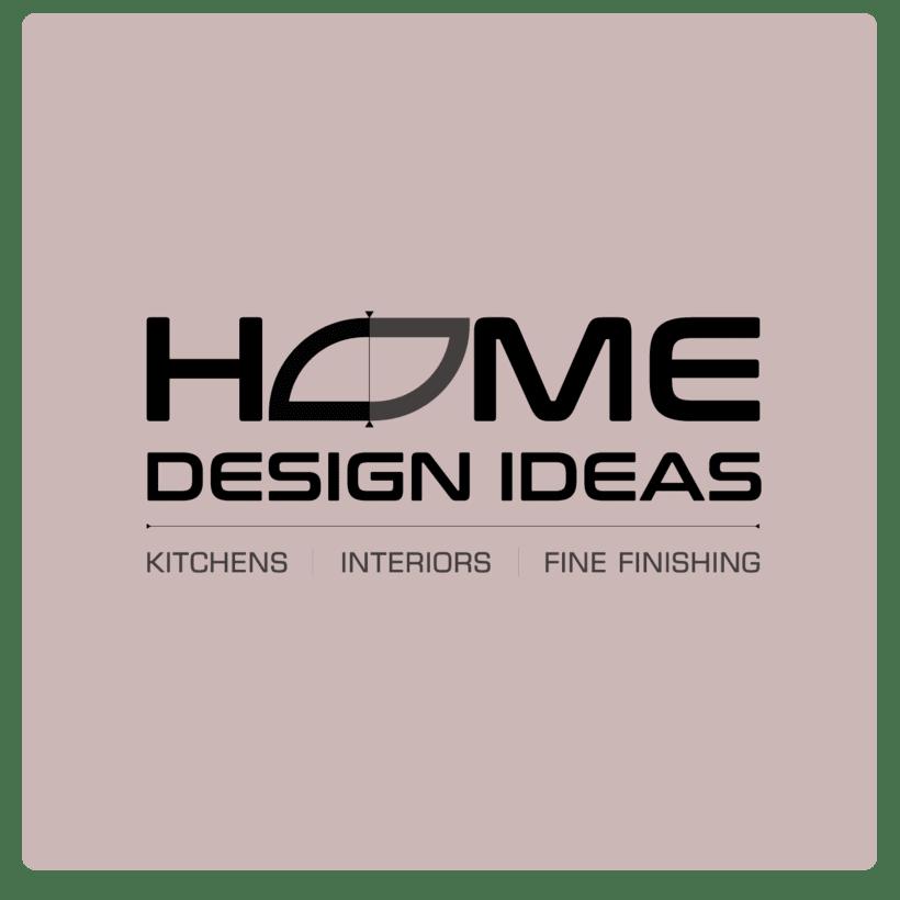"""[ BRANDING ] """"Home Design Ideas""""  0"""