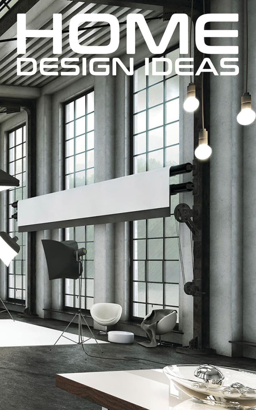 """Publicidad """"Home Design Ideas"""" 0"""