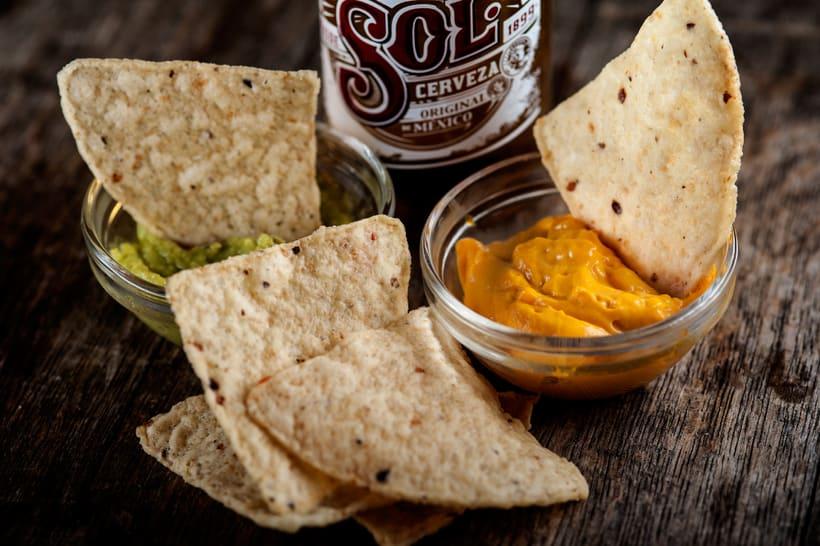Promoción Cerveza Sol - Comida mexicana 2