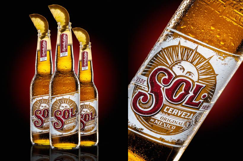 Promoción Cerveza Sol - Comida mexicana 0