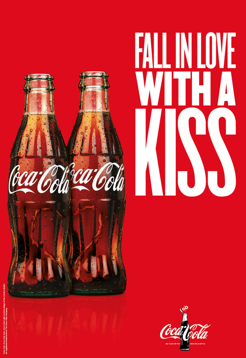 Coca Cola Shopper Toolkit: Kiss Happiness 2015 2