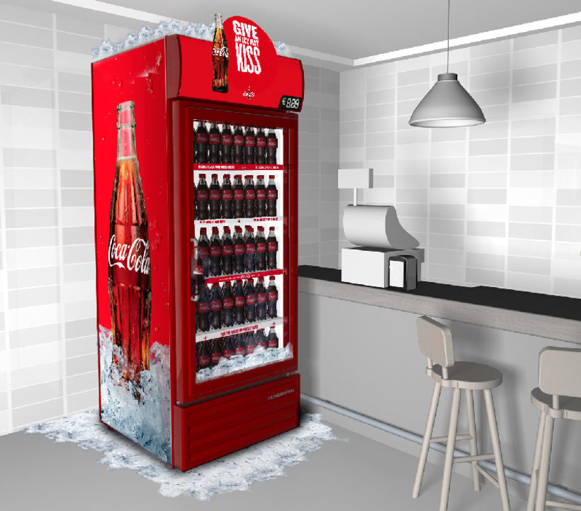 Coca Cola Shopper Toolkit: Kiss Happiness 2015 10