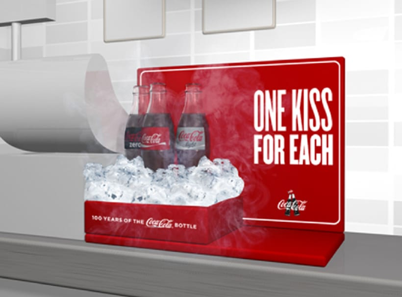 Coca Cola Shopper Toolkit: Kiss Happiness 2015 11