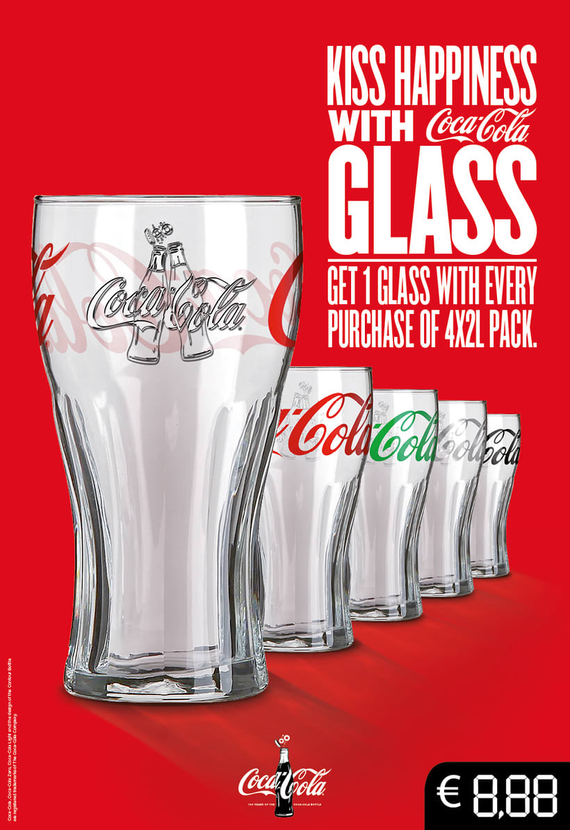 Coca Cola Shopper Toolkit: Kiss Happiness 2015 5