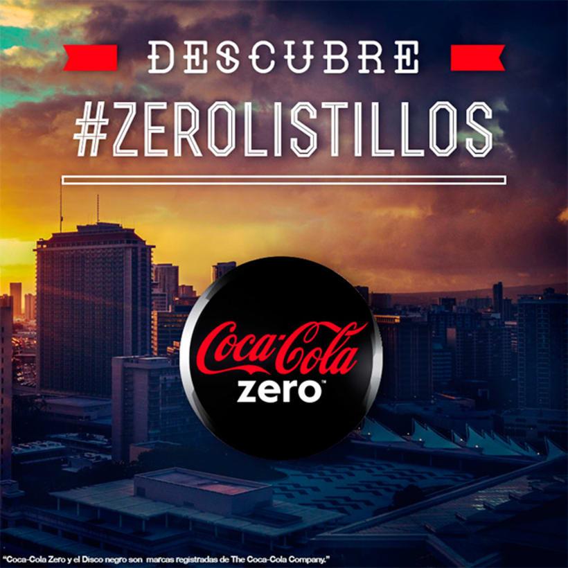 Coca-Cola Zero 2014 : Zero listillos 0
