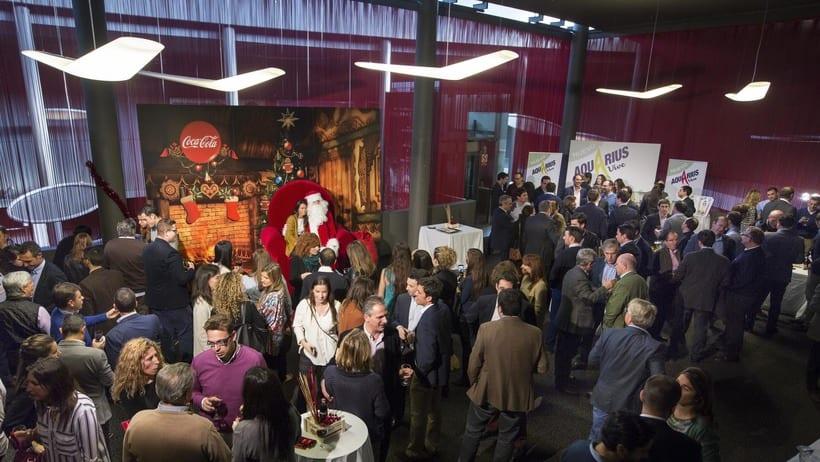 Evento Interno Navidad Coca-Cola 2015 7