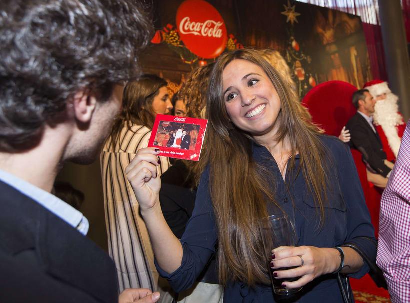 Evento Interno Navidad Coca-Cola 2015 8