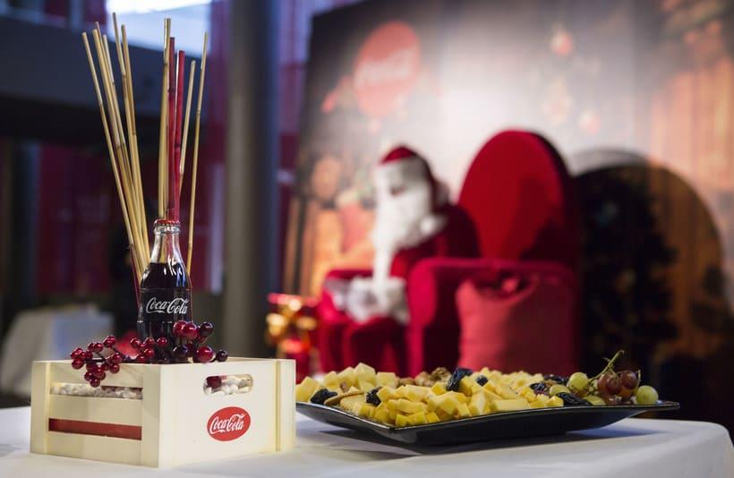 Evento Interno Navidad Coca-Cola 2015 6