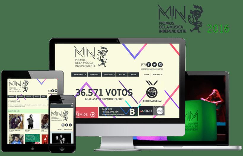 Premios de la Música Independiente 0