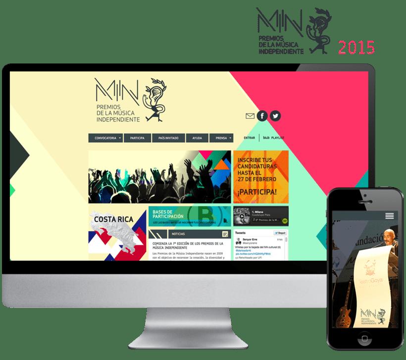 Premios de la Música Independiente 2