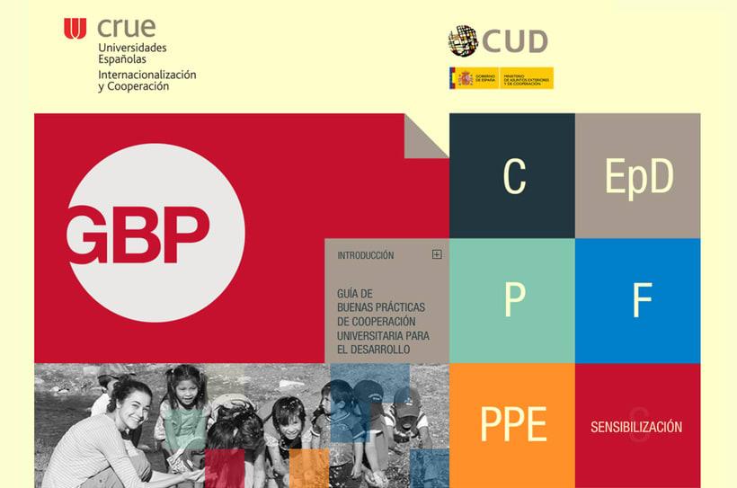 Guía de Buenas Prácticas de Cooperación Universitaria para el Desarrollo 1