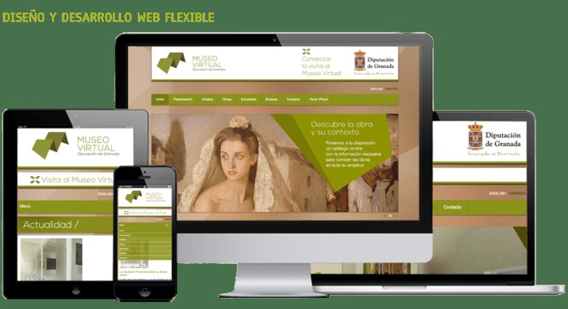 Museo Virtual de la Diputación de Granada 1