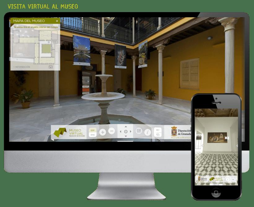 Museo Virtual de la Diputación de Granada 2