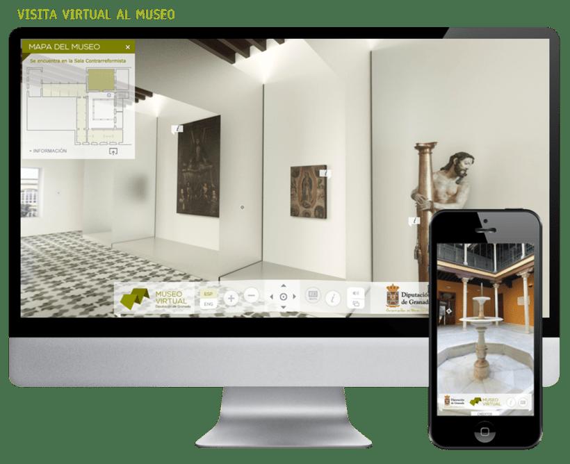 Museo Virtual de la Diputación de Granada 3