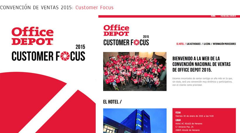 Convención de Ventas de Office Depot (2014-15) 0