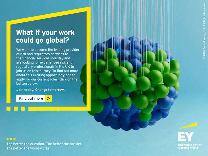 EY EXPERIENCED HIRE CAMPAIGN 23