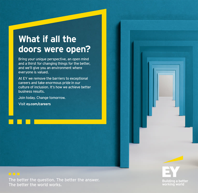 EY EXPERIENCED HIRE CAMPAIGN 25