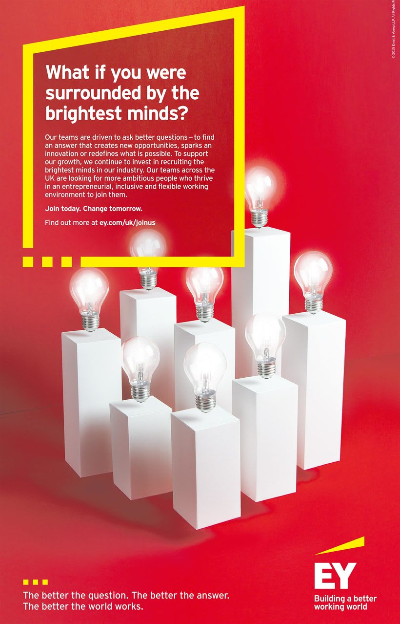 EY EXPERIENCED HIRE CAMPAIGN 24