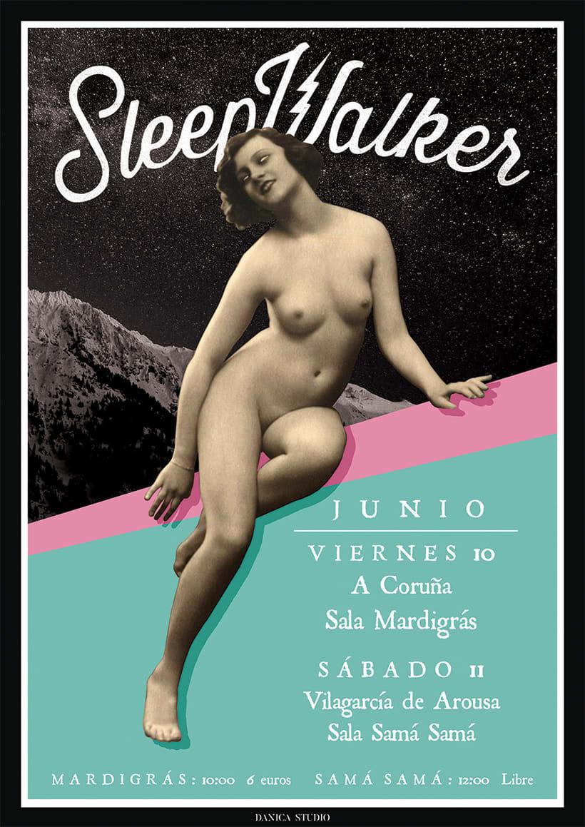 Sleepwalker Poster 2