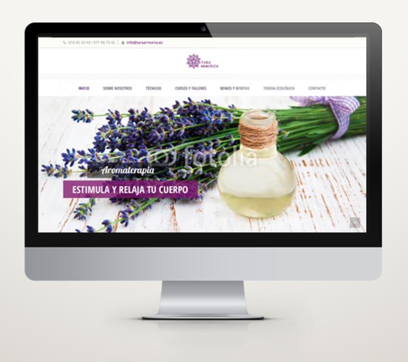 Web Tara Armonia 1