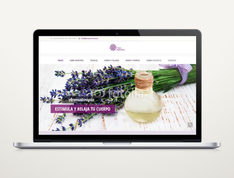 Web Tara Armonia 2
