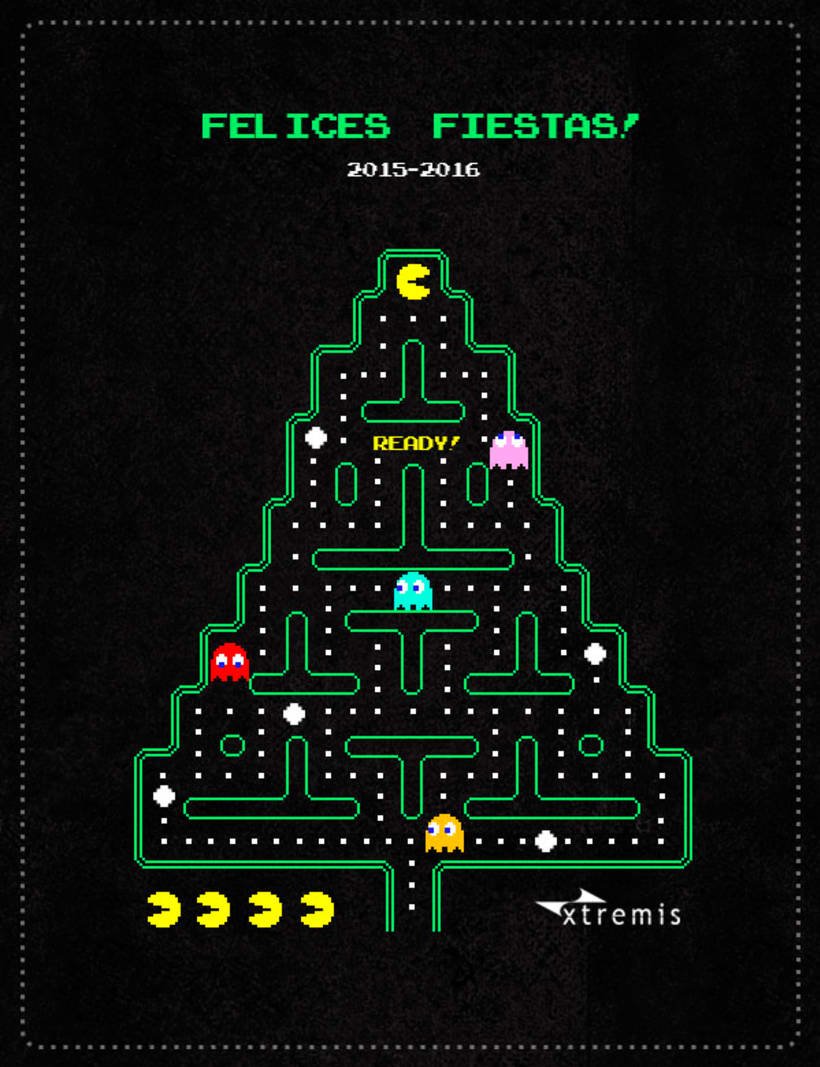 Newsletter Navidad para Xtremis 2