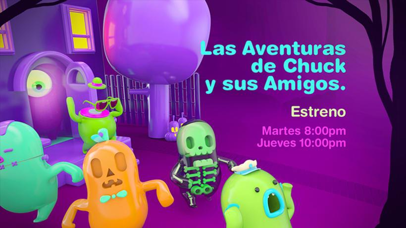 Discovery Kids Halloween/Día de Muertos 16