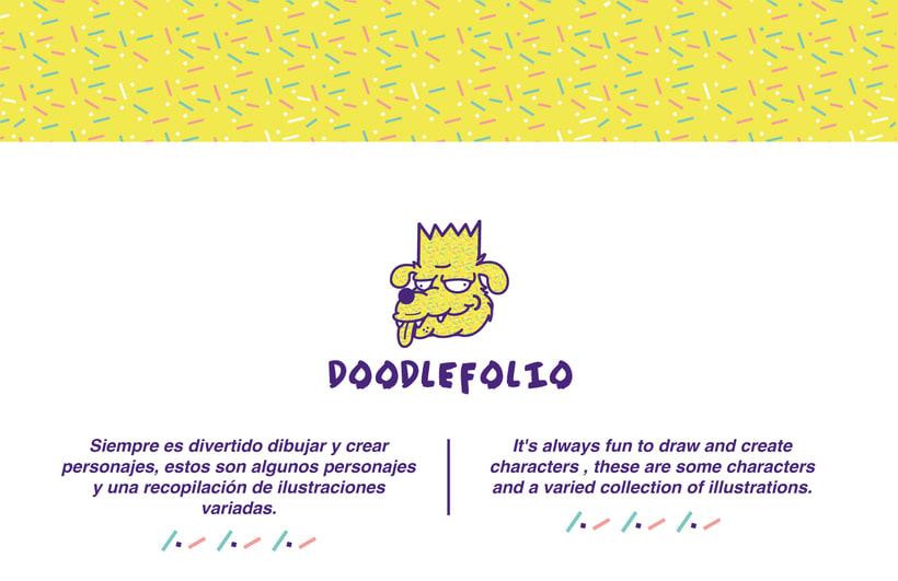 DOODLEFOLIO 0