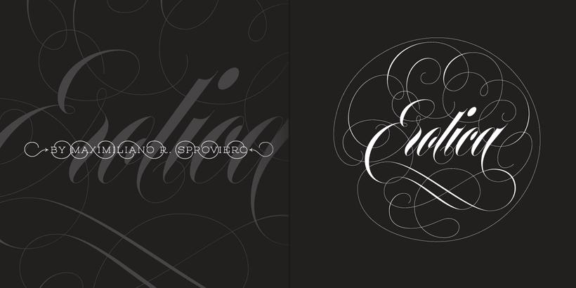 Diseño tipográfico de la mano de Maximiliano Sproviero 6