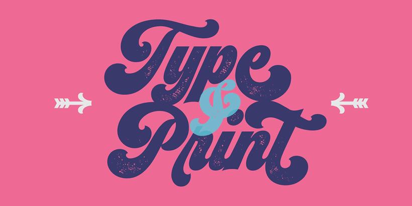 Diseño tipográfico de la mano de Maximiliano Sproviero 1
