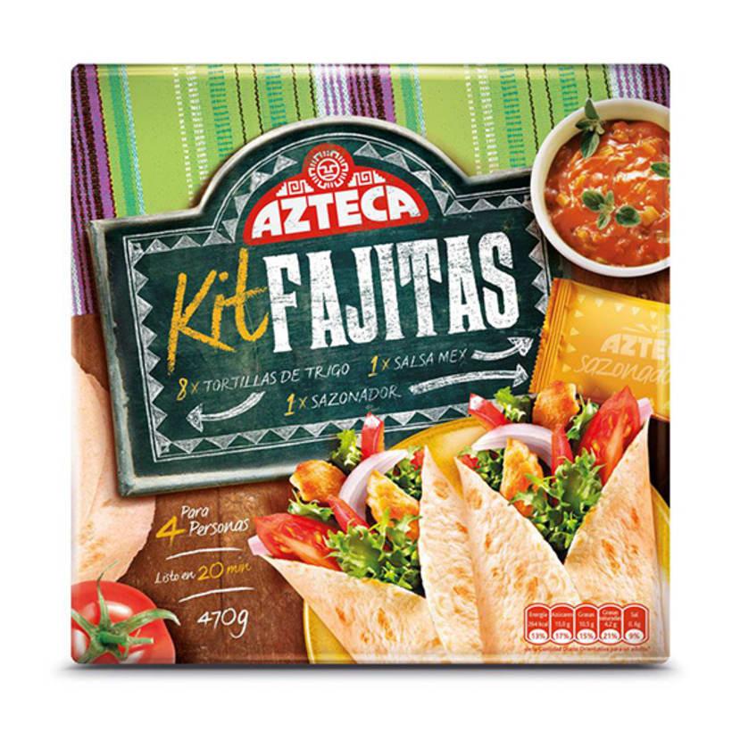 Lanzamiento Azteca Tex-Mex Food 0