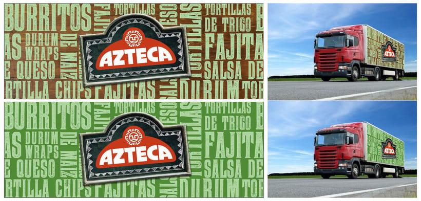 Lanzamiento Azteca Tex-Mex Food 3